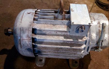 Электодвигатель крановый МТН