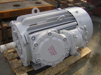 Электродвигатель ВАО2