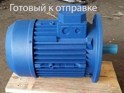 Электромотор АИР, фланцевый, асинхронный