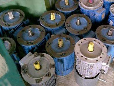 Электродвигатели с хранения