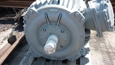 Двигатель взрывозащищенный ВАО2