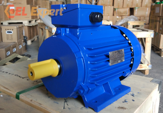Электродвигатель АИР80В2 - 2,2 кВт 3000 об/мин