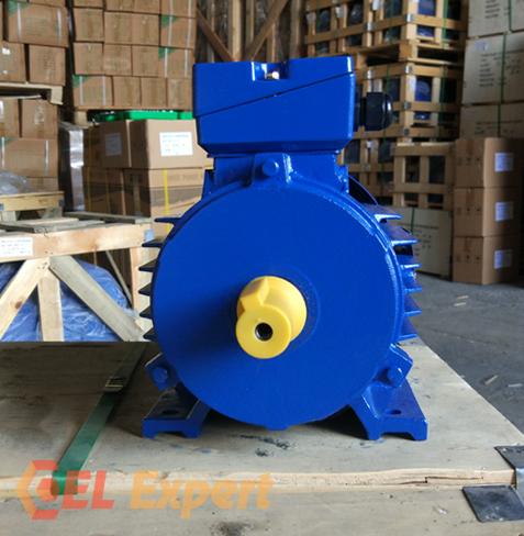 Электродвигатель АИР 80А2 (1,5 кВт/3000 об. мин)