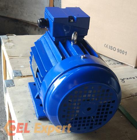 Электродвигатель 2,2 кВт 3000об/мин - АИР 80В2
