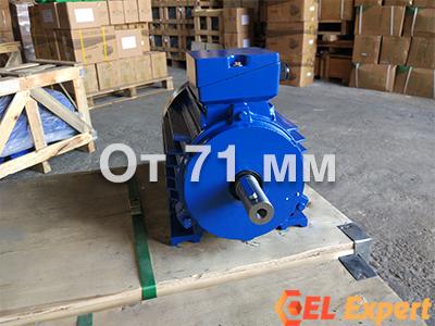 Электродвигатель АИР 225 М6 37 кВт 1000 об/мин
