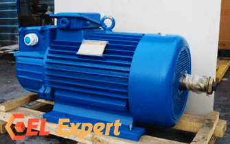 Крановый электродвигатель МТН