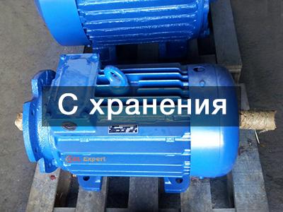 Крановый электродвигатель МТКН