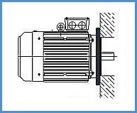 Тип подключения элеткродвигателя фланец IM 3081