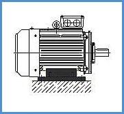 Тип подключения элеткродвигателя лапы IM 1081