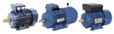 модификации электродвигателей АИР с тормозом и разтормаживающим устройством